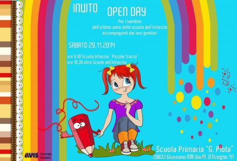 Volantino Open Day