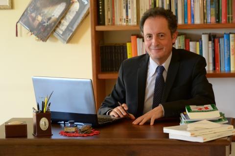 Dirigente Scolastico Prof. Roberto Di Carlo