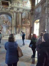 Salone dei fasti romani